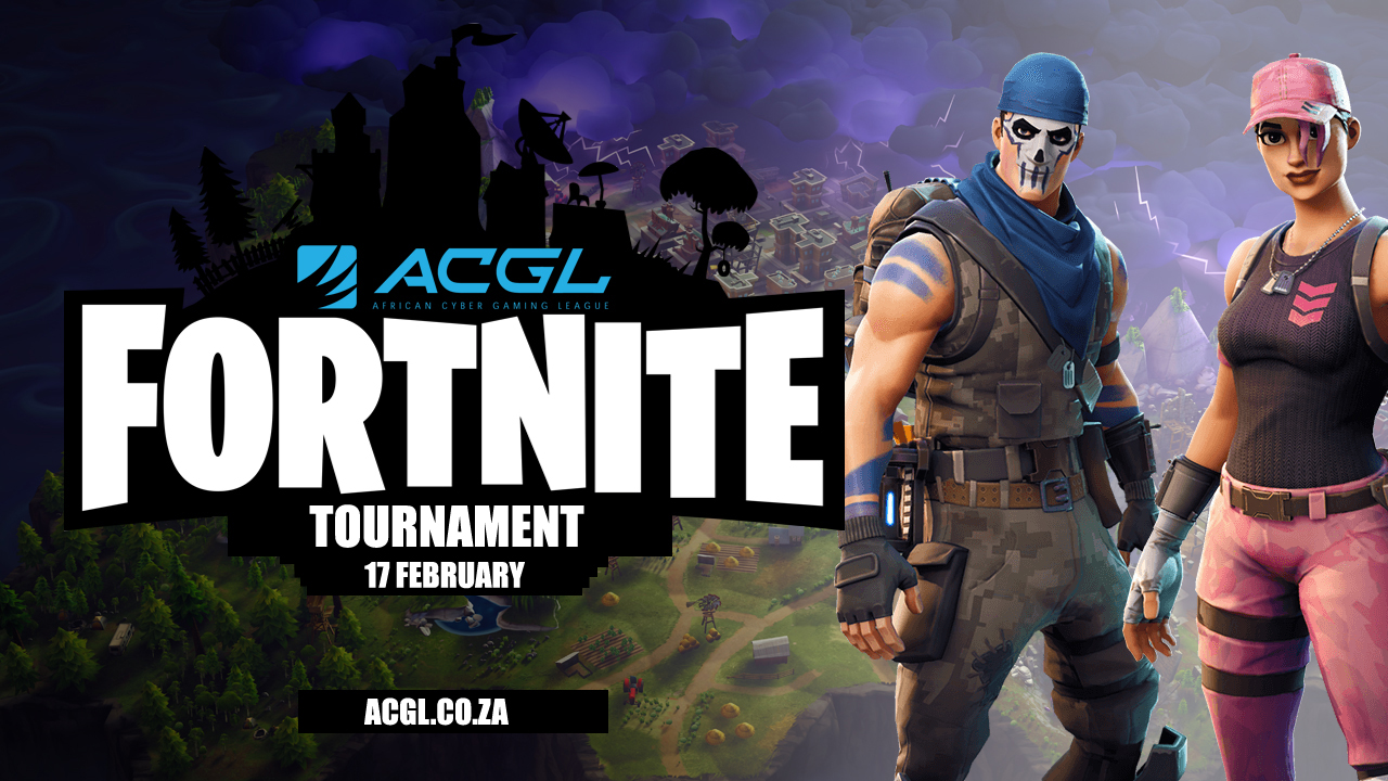 South Africa's First Fortnite Tournament Detailed   ACGL