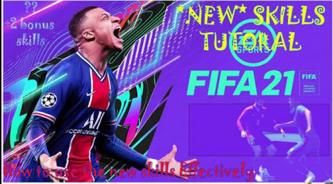 Embedded thumbnail for Fifa 21 NEW Skills Tutorial