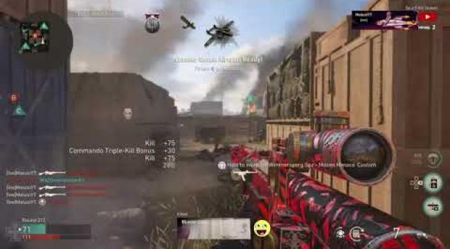 Embedded thumbnail for Quadx4 into a quad head