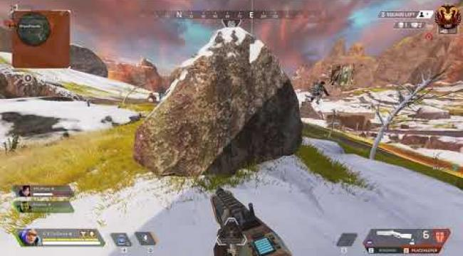 Embedded thumbnail for Apex Legends 2v5 Ranked top 500 PC